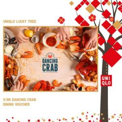 [Uniqlo Singapore] Play UNIQLO Lucky Tree sure-win game at http://s.uniqlo.com/2iIwC3B and stand to win today's Grand