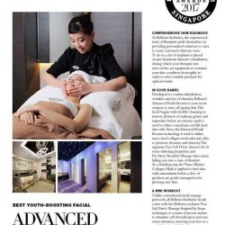 [Bellezza Aesthetics] Yippee! We have bagged another award for 2017!Advanced Youth Booster is the winner for Harper's Bazaar Spa Award