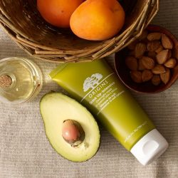 [Origins] Drink Up to intensive hydration that will save you from those late CNY nights! Leave the mask on overnight and