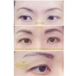 [The Prestige Eyebrow & Lash Specialist] Enjoy beautiful brows without going through the hassle of drawing your eyebrows daily.Our Korean Nano Tech Eyebrow Embroidery strokes