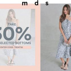 [MDSCollections] Selected bottoms are now on 30% off, check out with [TREAT30]. One day only.Shop the promo via the link