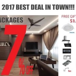 [WEIKEN.COM] EXTRA 7% OFF All Reno Packages! + FREE HOME APPLIANCES WORTH $3000 Call 6465 6656 or Email for quote: weiken@singnet.