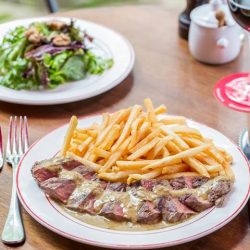 [L'entrecote] For the whole month of January, FREE DELIVERY on Foodpanda Singapore when you order from L'Entrecôte Singapore! Up