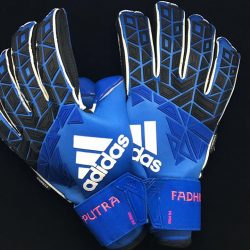 [WESTON CORP] Ace Fingersave Pro and Ace Transpro Customs Available Now At All Weston Outlets Free Customisation #adidasfootball #firstneverfollows