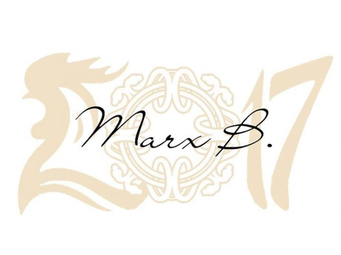 Marx B] Wishing all our customers a prosperous new year! Thank you ...