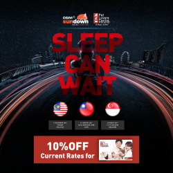 [Pet Lovers Centre Singapore] Sign Up for Sundown Marathon 2017 and Enjoy 10% off all current rates. Valid for VIP Members only. More details