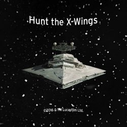 [Citibank ATM] Mission 5: Hunt the X-WingsEmbark on this mission to hunt down all the X-Wings in the galaxy.