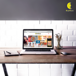 [New Moon] Shop at the convenience of your home and office with our e-commerce store. That means your favorite New Moon