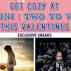 Golden Village: Valentine Day Package - Get Cozy @ Gemini