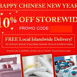 King Koil: Enjoy 10% Storewide Discount + FREE Local Islandwide Delivery