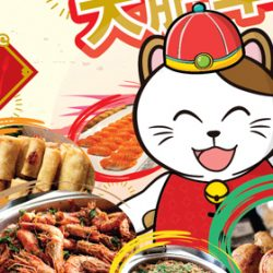 Karaoke Manekineko: Enjoy $5 OFF Per Pax for Dinner Buffet at Orchard Cineleisure Outlet!