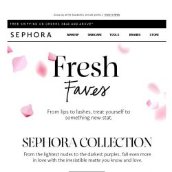 [Sephora] ALERT: New beauty from Urban Decay, BECCA and more