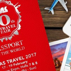Singapore Expo: NATAS Travel Fair 2017
