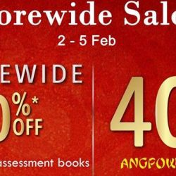 MPH: Angpow Storewide Sale - 20% OFF on All Items