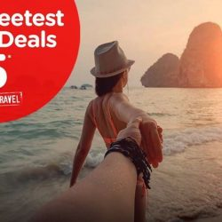 AirAsia: Sweetest Travel Deals to Bali, Cebu, Jakarta, Pattaya, Phuket & More from SGD5!