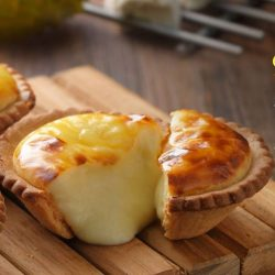 Hokkaido Baked Cheese Tart: Buy 1 Get 1 FREE Durian Cheese Tart on 18 Feb 2017