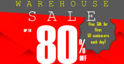 City Chain / Optical 88: Warehouse Sale Up to 80% OFF Watches, Designer Sunglasses & Frames