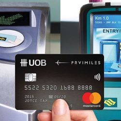 UOB Cards: Tap & Ride on Buses and Trains with UOB Your Mastercard and Receive Up to $15 Rebate!