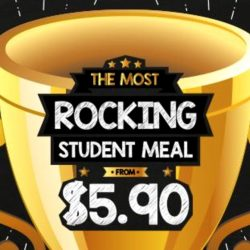 The Manhattan FISH MARKET: NEW Student Meal Sets from only $5.90!