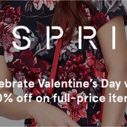 Zalora: Enjoy 30% OFF on Full-Price Items from Esprit