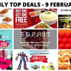 BQ's Daily Top Deals: 1-for-1 Lunch at Pizza Hut, 1-for-1 Chicken Rice, 1-for-1 Ben & Jerry's Scoop, 1-for-1 Pezzo Pizza Slice, $7 OFF GrabTaxi, FREE Rice Balls via UberEATS & More!