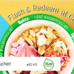 Westgate Mall: Grab a FREE $2 Yami Yogurt Voucher While Stocks Last!
