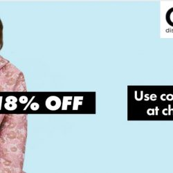 ASOS: Coupon Code for 18% OFF Your Order