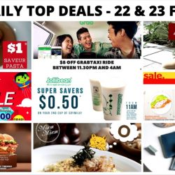 BQ's Daily Top Deals: 40% OFF Timberland Footwear, NEW Starbucks Collections, 20% OFF Scoot Flights, $1 Saveur Pasta, IKEA Family Sale Preview & More!