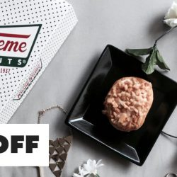 Krispy Kreme: Coupon Code for $15 OFF Min. Order of $30 on Foodpanda