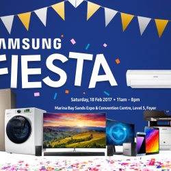 Samsung: Fiesta Sale Up to 50% OFF on Samsung Products!