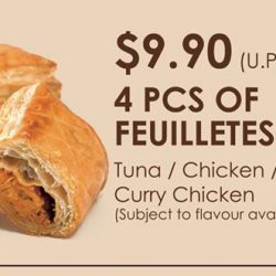[Delifrance Singapore] Which delicious filling will you choose? Download the coupons now for many more exciting offers. http://www.delifrance.com.sg/
