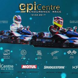 [EpiCentre Singapore] Shout out to all go kart racers fans out there, tomorrow is the day for the Epicentre endurance race happening