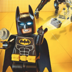 [LEGO] Get ready for the upcoming release of The LEGO Batman Movie! Come down to Tampines Mall Atrium from now till