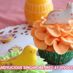 [Candylicious] Seats are still available for Carrot Cake Cupcakes Class!