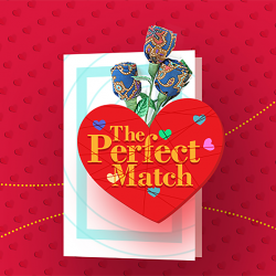 "[Singapore Airlines] Play ""The Perfect Match"" this Valentine's Day and stand to win game points and irresistible Premium Economy Class fare"