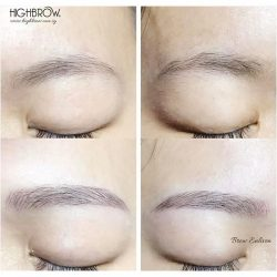[Highbrow] Perfect brows at Highbrow saves you much time drawing yours on a daily basis. Free consultation. • Capitol Piazza - 88765677 • Parkway