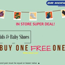 [Dr Kong] Exciting news! Buy one FREE one ! Come over our store now to enjoy the great offer!*T&Cs apply.