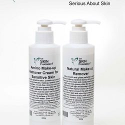 [The Skin Pharmacy] Did you know that TSP Make-up Removers are really versatile? Just pump out some onto a cotton pad and