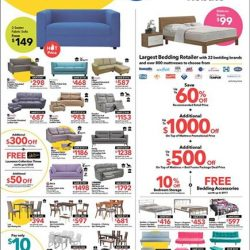 [Courts] Prices marked down on over 178,400 products at all COURTS stores and www.courts.com.sg! Buy 1 get