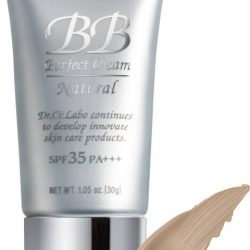 [Dr.Ci:Labo] BB Perfect Cream Natural is a hydrating BB Cream with a focus on moisturizing that leaves skin hydrated while covering