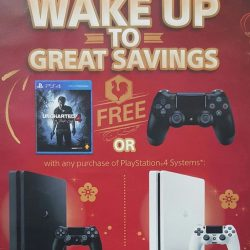 [Funco Gamez] Awesome PlayStation 4 Slim Promotion available now ~!