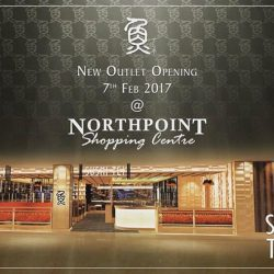 [Sushi Tei] Sushi Tei is pleased to announce the opening of our newest outlet at Northpoint Shopping Centre on 7th Feb 2017.