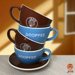 [J.Co Donuts & Coffee] Make your home coffee experience even more fabulous with our Coffeeology Mug. Get a free drink for every merchandise purchase! #
