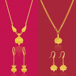 "[CITIGEMS] Inspired by crowns and bells around the world, our Future Gold 999 Pure Gold ""Listen to Me"" Collection reminds us"