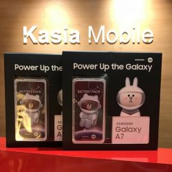 [Kasia Mobile] Samsung A7 2017 $560 Black, Gold, Peach Free Line Friends Powerbank Warranty by Samsung Singapore 1 Year
