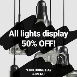 [Grafunkt] Have you guys followed us on Instagram?Check our instastories for promos and flash sales!Also 50% off of lights
