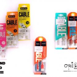 [EpiLife] Grab and go $10 deals going on at Epilife for these colourful lightning cables by HOCO.