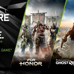 [ASUS] Buy ASUS GeForce GTX 1080 or 1070 and get For Honor or Ghost Recon: Wildlands, FREE! Promotion ends on March