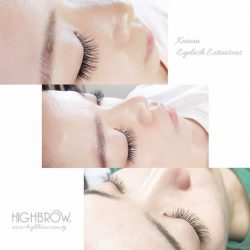 [Highbrow] Natural, Fluffy and Unbelievably Soft Lash Extensions. 50% discount for first time customer. • Capitol Piazza - 88765677 • Parkway Parade - 83396896 • Star