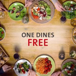 [OCBC ATM] Now's the time to gather your friends and loved ones for a meal! Check out these great dining offers